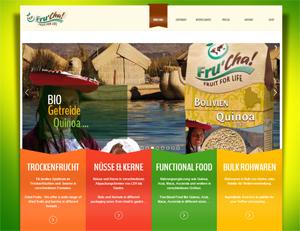 Weitere Information auf unserer Unternehmensseite www.frucha.de