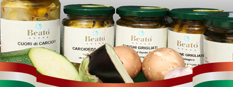BIO Antipasti und italienische Küche